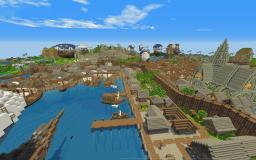 FyreUK - Aquila City [AKA Fyre City on Syndicate] DOWNLOAD Minecraft Map & Project