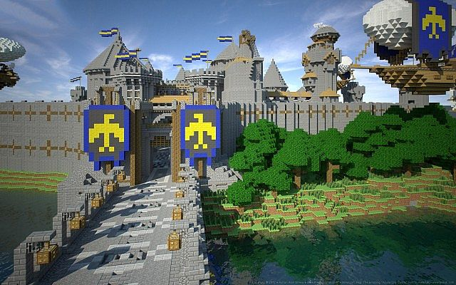 Castle [3D Render]