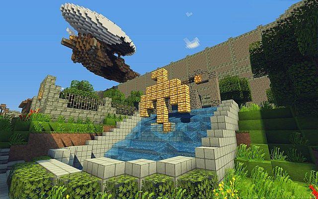 Aquila Fountain [Ingame]