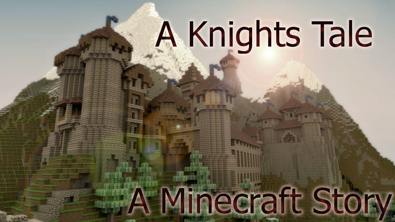 A Knights Tale Middle Ages Contest Minecraft Blog