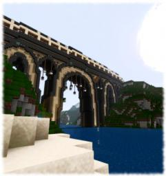 The Isles of Eterna Minecraft Map & Project