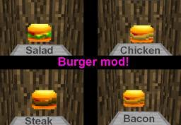 Lots of  Burgers Mod!