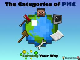 The Categories of PMC: Earning Your Way Minecraft