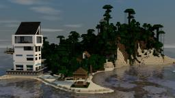 Forgotten Island [Download Link] Minecraft Map & Project