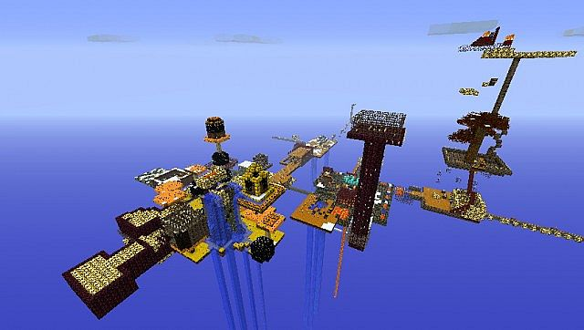 This is Skyblock!