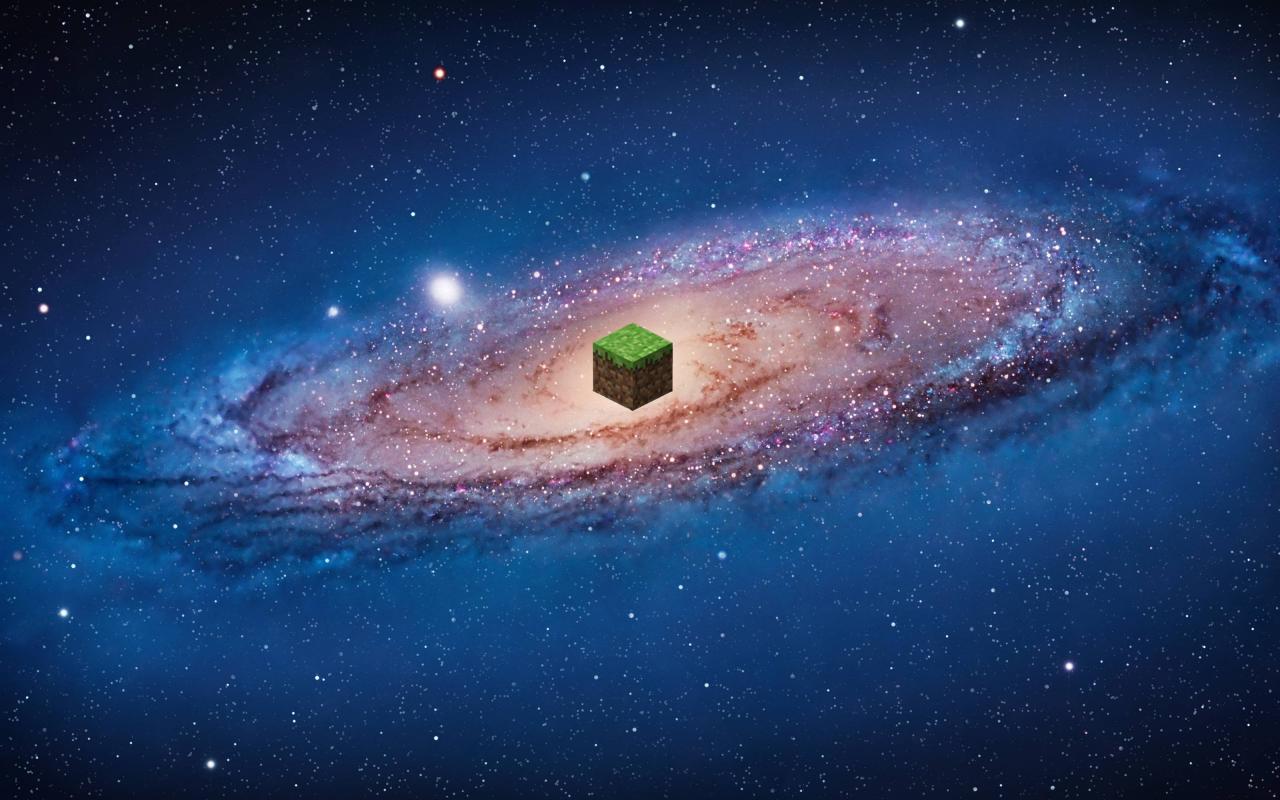 Mac Minecraft Background Blog