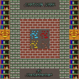 Cartoon Vark [V.310] [32x32 Simplistic Pack] Minecraft