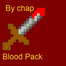 BLOOD PACK [Halloween Special] Minecraft Texture Pack