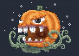 1000 SUBS TIMELAPSE ! Helloween Pumpkin pixel art (with timelapse) Minecraft Blog Post