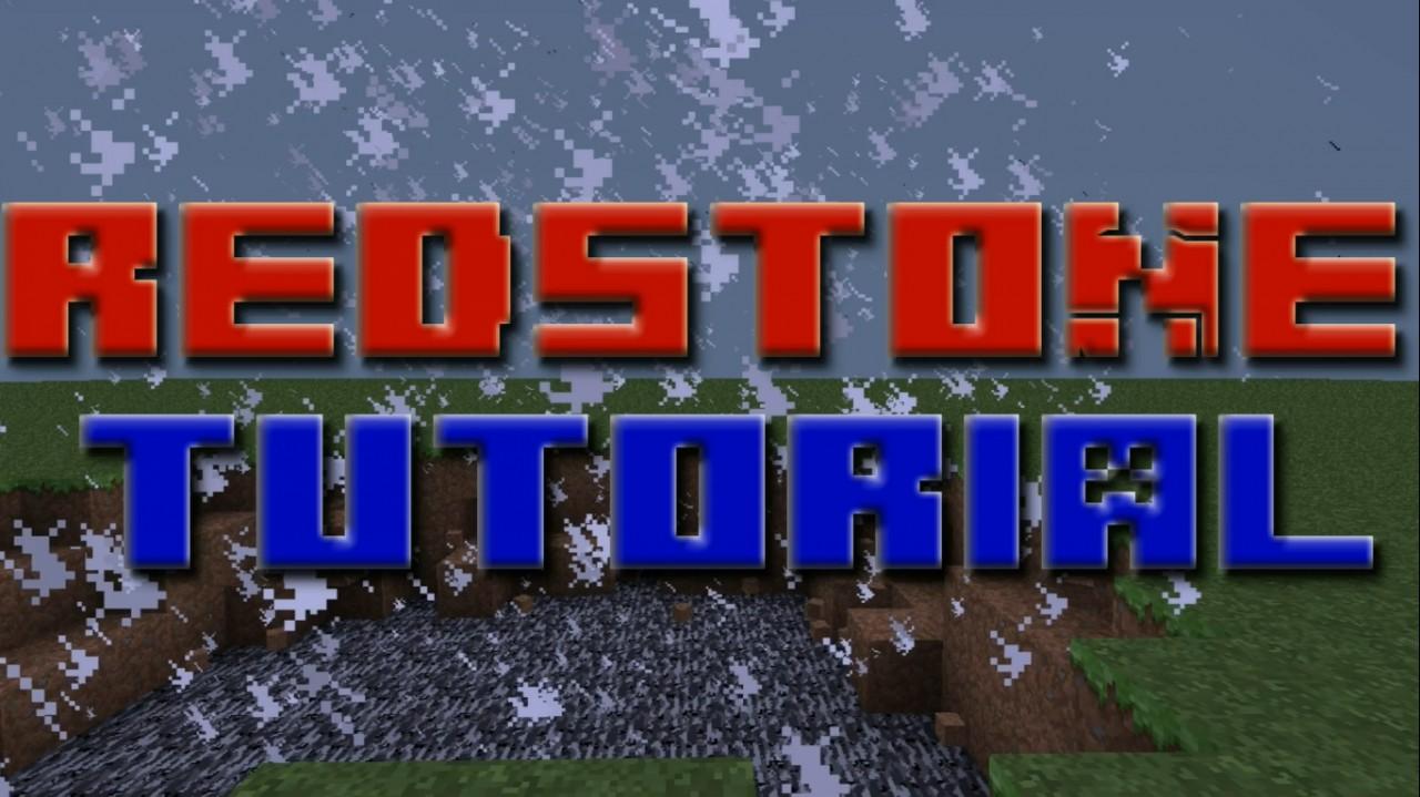 Redstone Tutorial Hidden Doors Minecraft Blog Wiring Mod