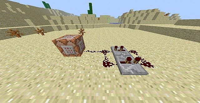 2 - set redstone (repeaters on 2 option)