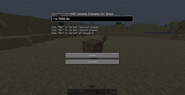 minecraft give tnt command