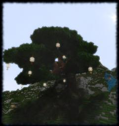 Rhygelm, a discontinued city Minecraft Map & Project