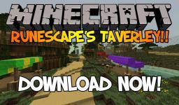 Runescape: Taverley Minecraft Project