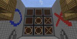 Tic Tac Toe Minecraft Map & Project