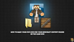 How To Create a Custom Icon With Photoshop Minecraft Blog Post