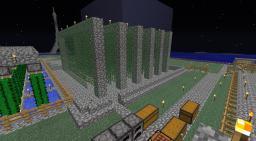 Vines Farm Minecraft Map & Project