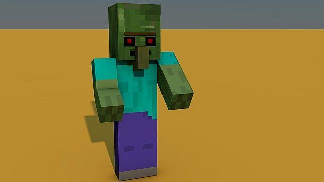 Minecraft Zombie Villager Free Download Playapk Co