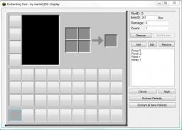 [Program] Enchanting Tool Minecraft Mod