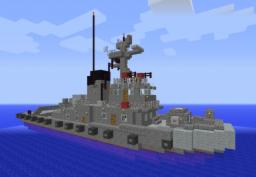 JMSDF Tugboat  [1.6.2] Minecraft Map & Project
