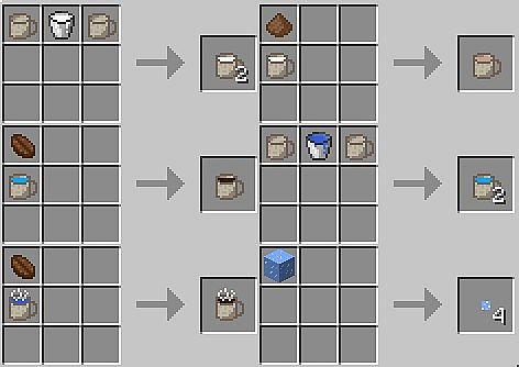 172forgemo drinks v202 minecraft mod see description for smelting recipes forumfinder Images