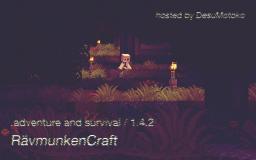 [Adventure and Survival / 1.4.2] RävmunkenCraft | 0.2.1 Minecraft Server