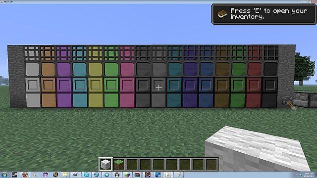 powered redstone blocks