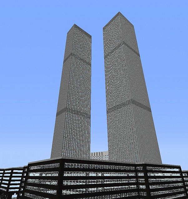 Twin Towers, Re-done