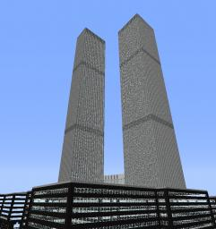 Olympia City Minecraft Project