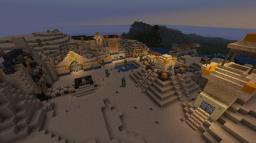 Celldweller Desert Temples [Working offering well after quest!] Minecraft Map & Project