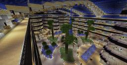 Underwater shopping center! Minecraft Map & Project