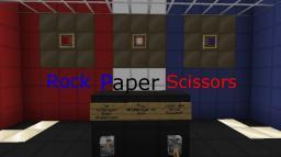 Rock paper scissors machine V3 Minecraft Map & Project