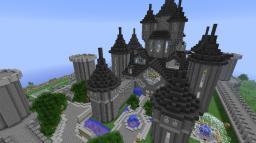 Condemed Map ™ 1.4 ✯Castle✯Arena✯Secrets✯Towns Minecraft