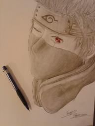 Detailed Kakashi Hatake (LongGirls Contest) Minecraft Blog Post