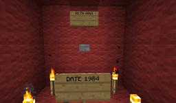 Time machine Minecraft Map & Project