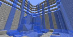 Large Fountain + water slide Minecraft Map & Project