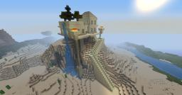 Hot sands haven Minecraft Map & Project