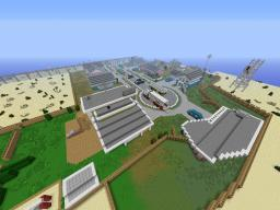 Call Of Duty Black Ops: Nuketown Minecraft Project