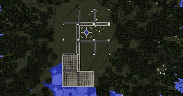Server Town Layout Help Needed Minecraft Project