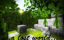 [Surv/Adv] Lemuria, a lost world... -1000X1000 Custom Terrain- Minecraft