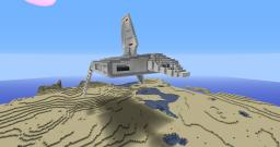 Sentinel-Class Landing Craft Minecraft Project