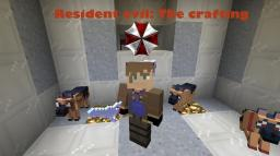Resident Evil: The crafting 13w16a Minecraft Texture Pack