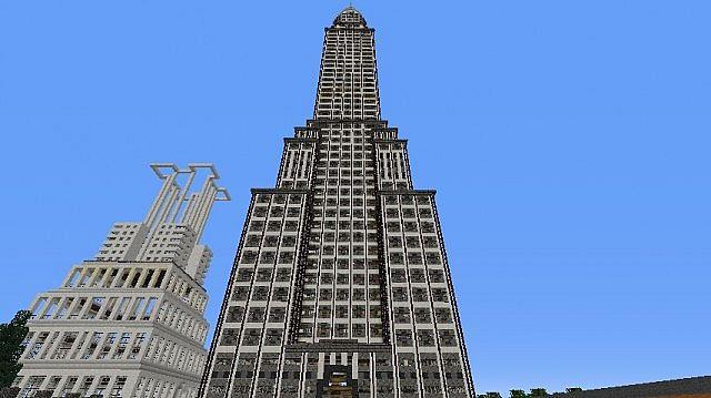Chrysler Building [Exterior 95% Done, Interior WIP ...