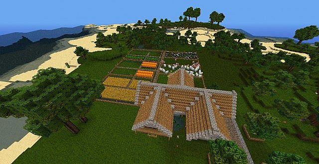 Gronkhs Bauernhaus By SiraxDz Minecraft Project - Minecraft hauser gronkh