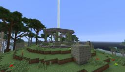 The Atheen - Stonehenge - awsome serverspawn Minecraft Map & Project
