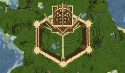Metatron's Fortress Minecraft Map & Project
