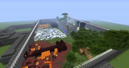 RPG (Classes) Valahar LAN Ultimate Arena {NO MODS REQUIRED} With Download Multibiome Arena Minecraft Project