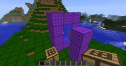 Temple Of Hoshi! Minecraft Map & Project