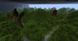 Slender Map Recreation for Slender - Reimagined Minecraft Map & Project