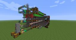 Buildcraft ATM Minecraft Project